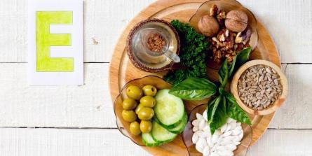 Les aliments riches en vitamine E