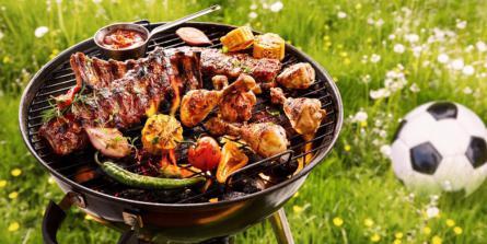 Bien cuire au barbecue