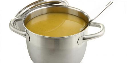 Soupe cachotière