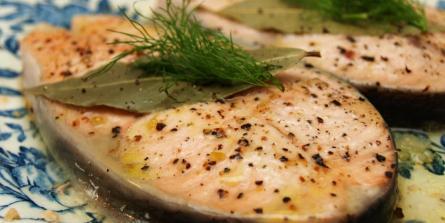 Bien manger 3 bonnes raisons de manger du poisson for Manger pour poisson