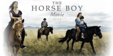 L'enfant cheval