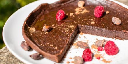 Moelleux au chocolat (crédit Julien Venesson)