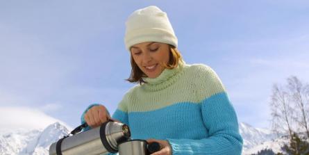 Hiver : 5 astuces pour rester mince