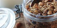 Muesli low carb maison