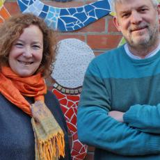 Anne de Labouret et Christophe Butstraen
