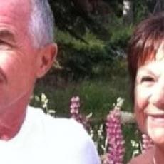 Francine et Patrick Seners