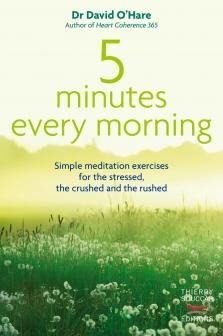 5 minutes every morning