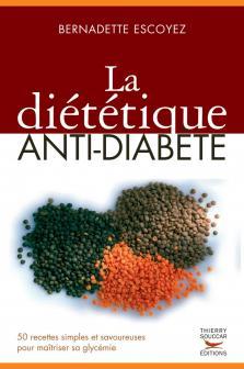 La diététique anti-diabète
