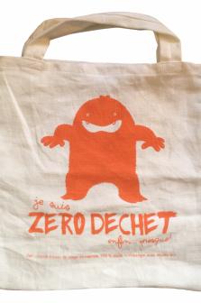 """Mini sac """"les Zenfants Zéro Déchet"""""""